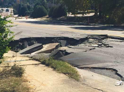 hole-in-a-road-in-south-carolina