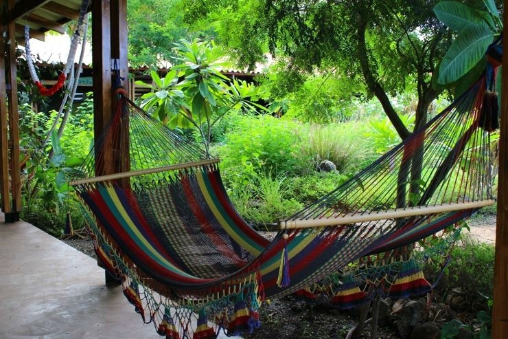 La Paz Community School Hammocks