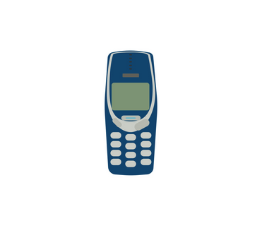 Nokia phone emoji