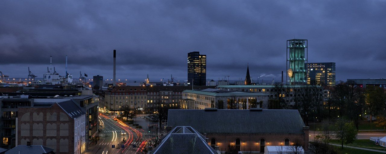 Aarhus City Tower by arkitema architects