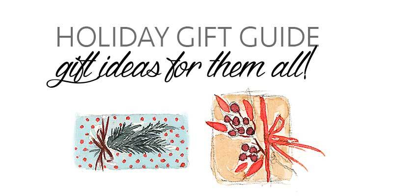 Christmas Gift Guide 2015 - Best Holiday Gift ideas for everyone in your list