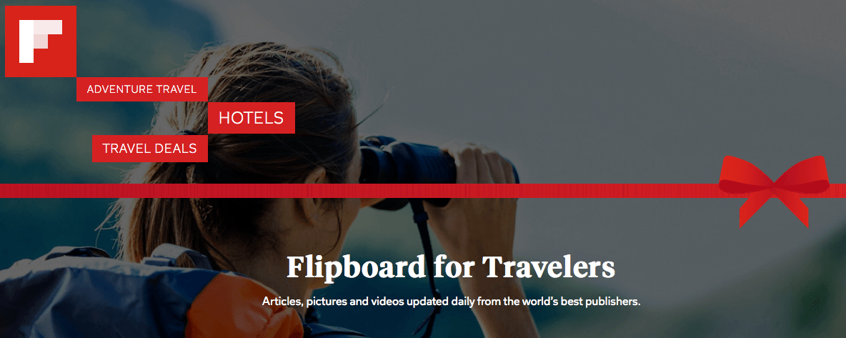 Give the Gift of Flipboard