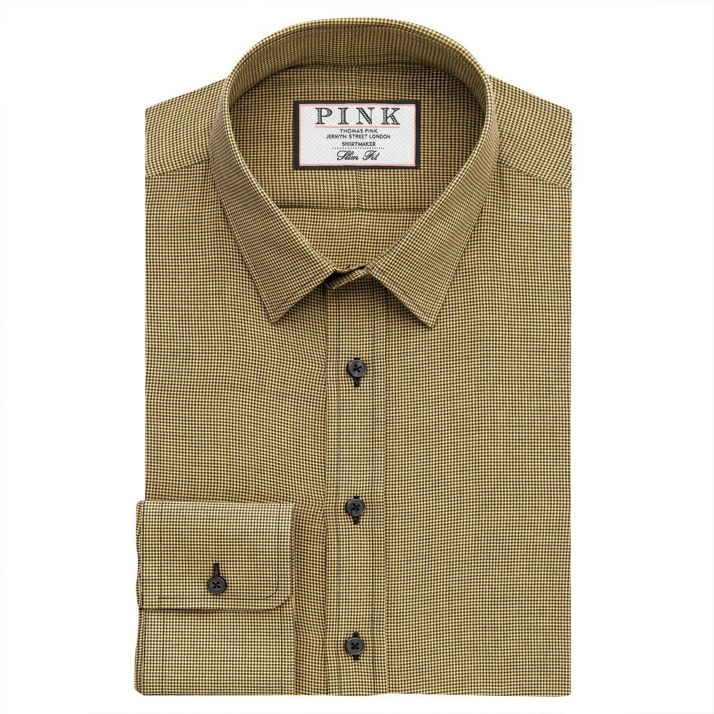Thomas Pink Godfrey Texture shirt