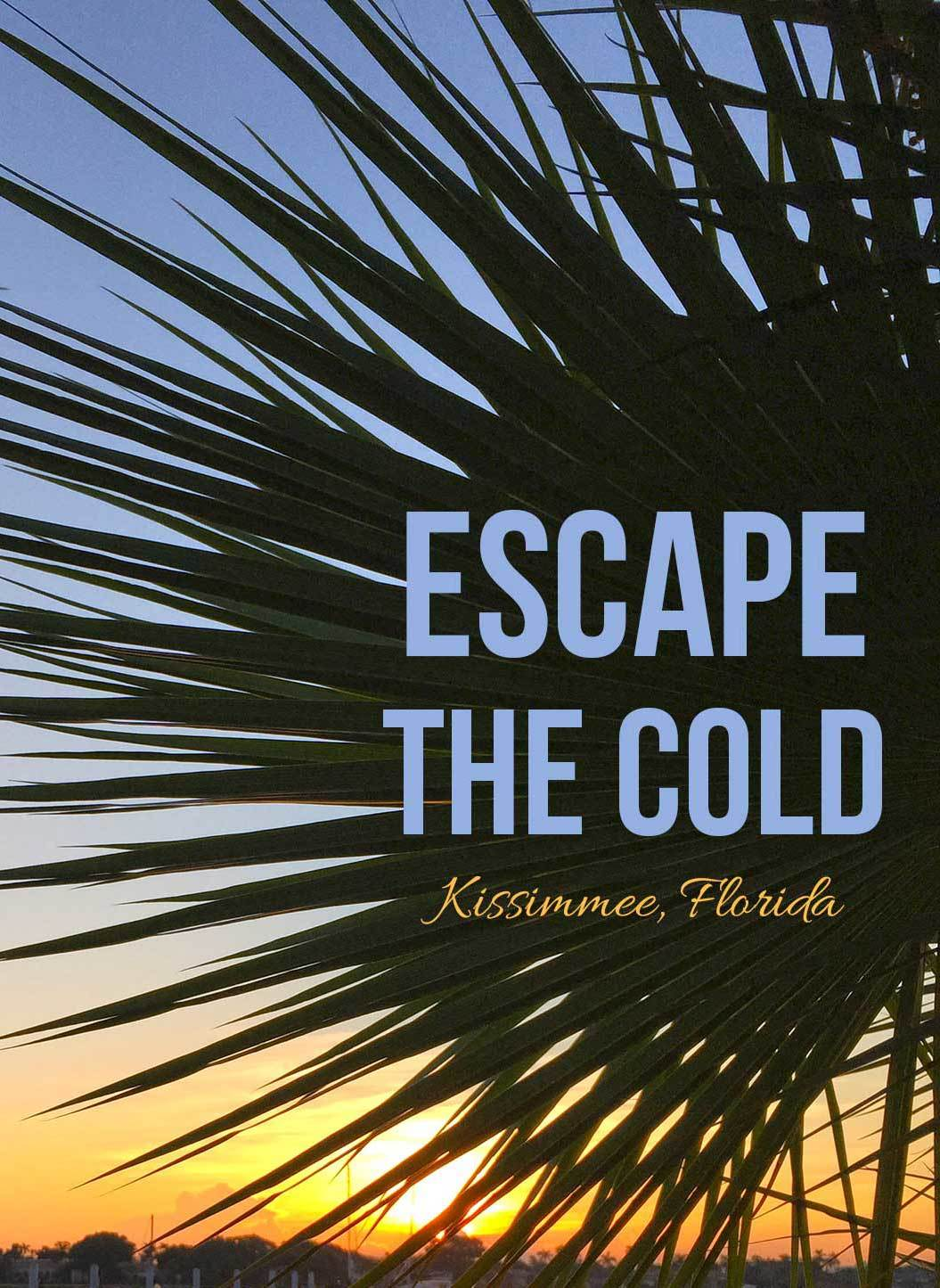 Escape the cold - head to Kissimmee, Florida and enter to win a free trip at https://ooh.li/44422ce