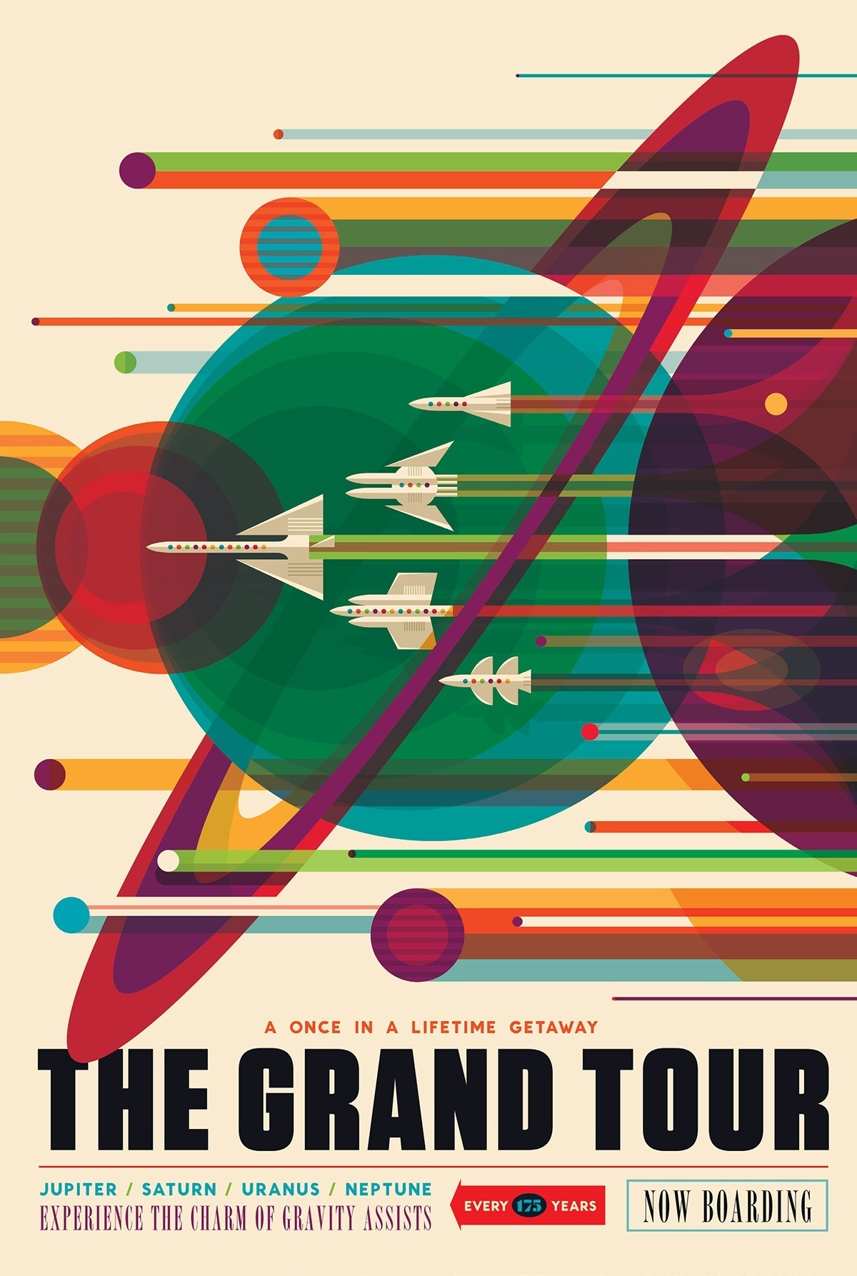 grand_tour poster by NASA