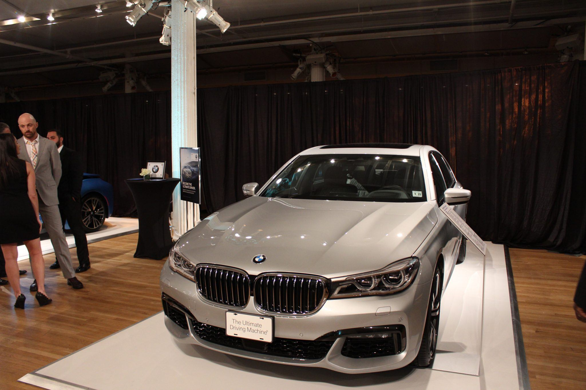 BMW Luxury Technology Show