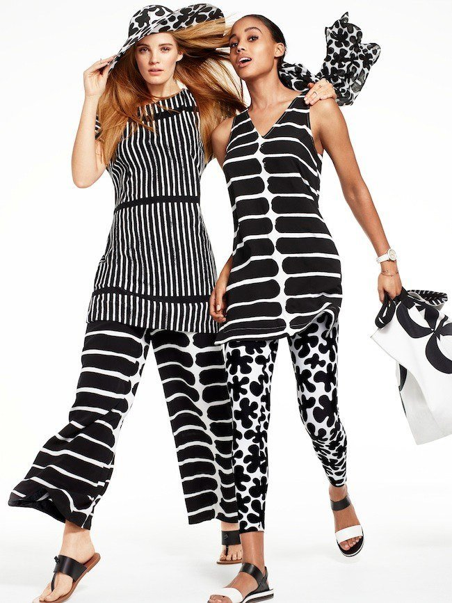 Marimekko for Target Look Book