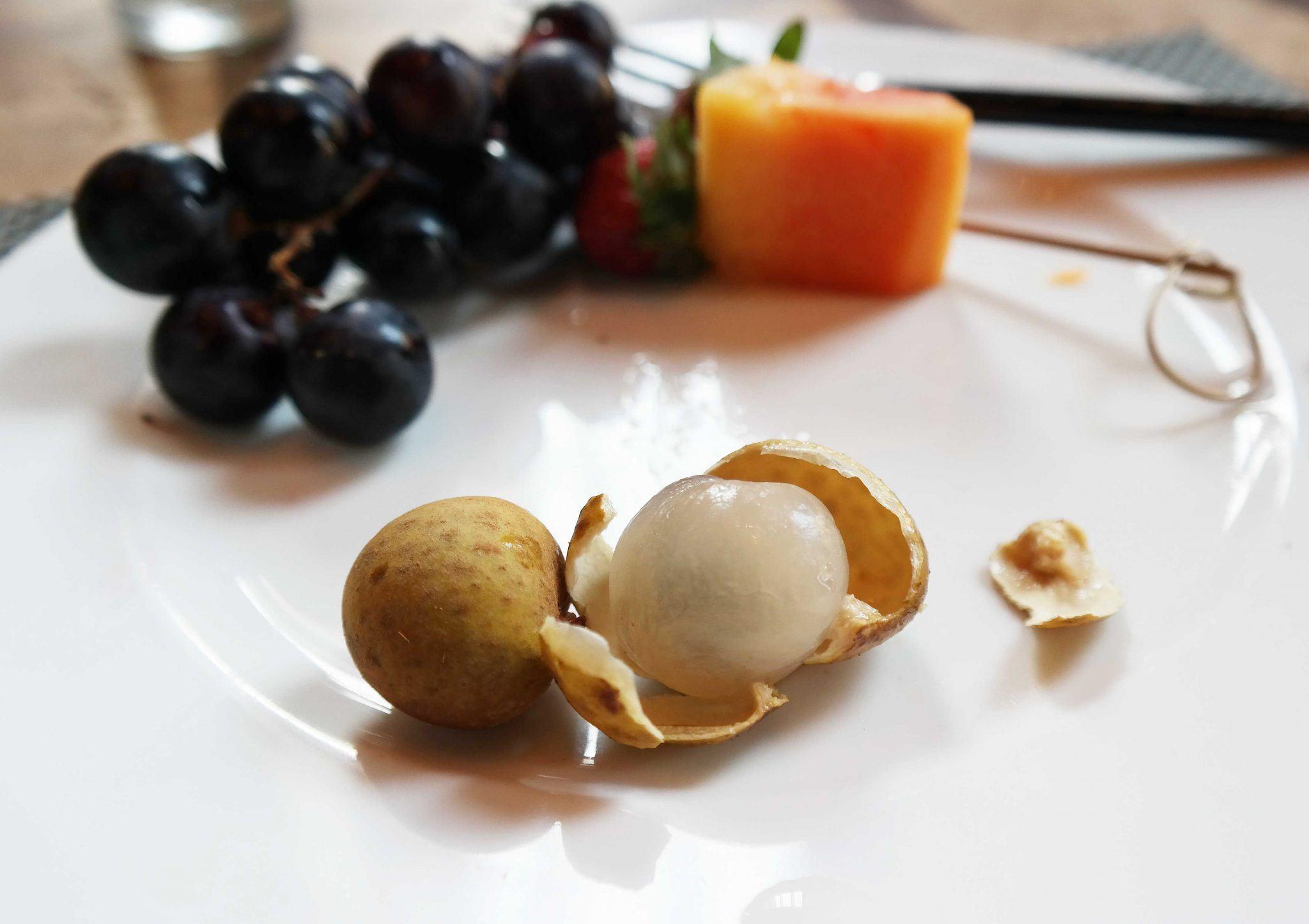longan fruit in Bali