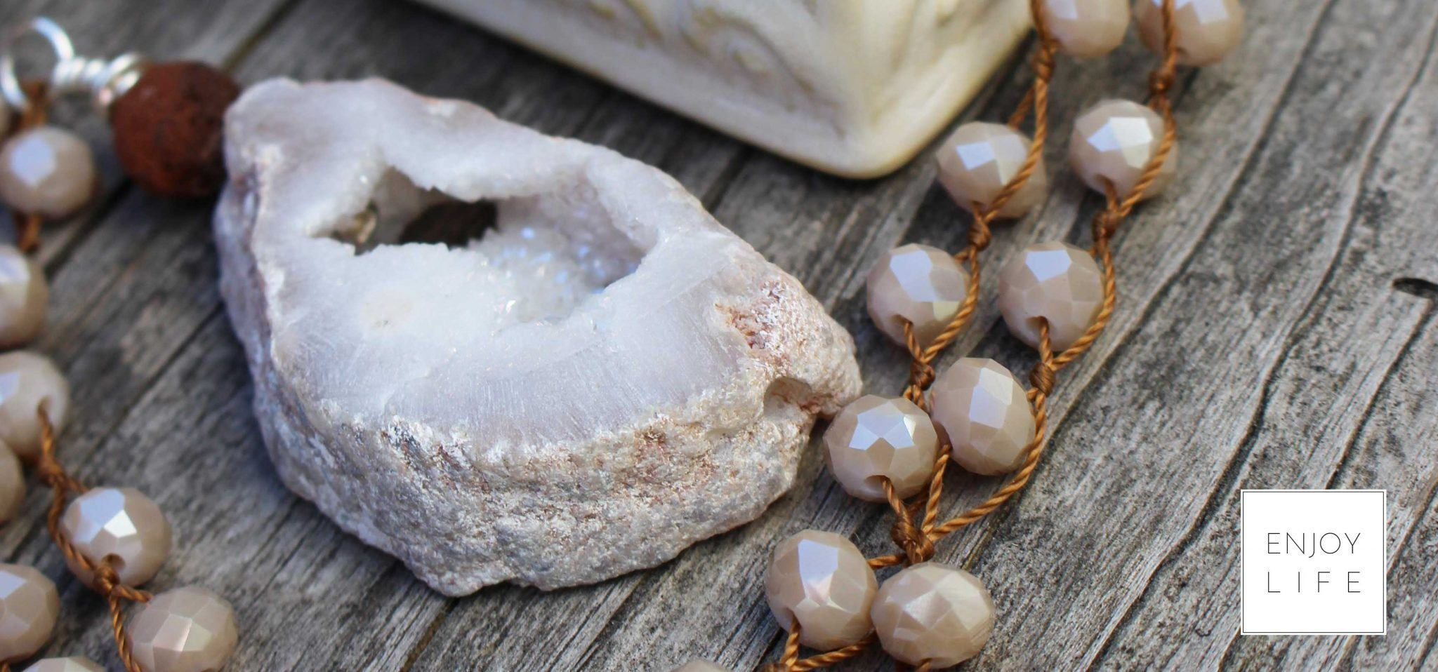 Luxury Diffuser Jewelry collection ENJOY LIFE by Skimbaco Lifestyle