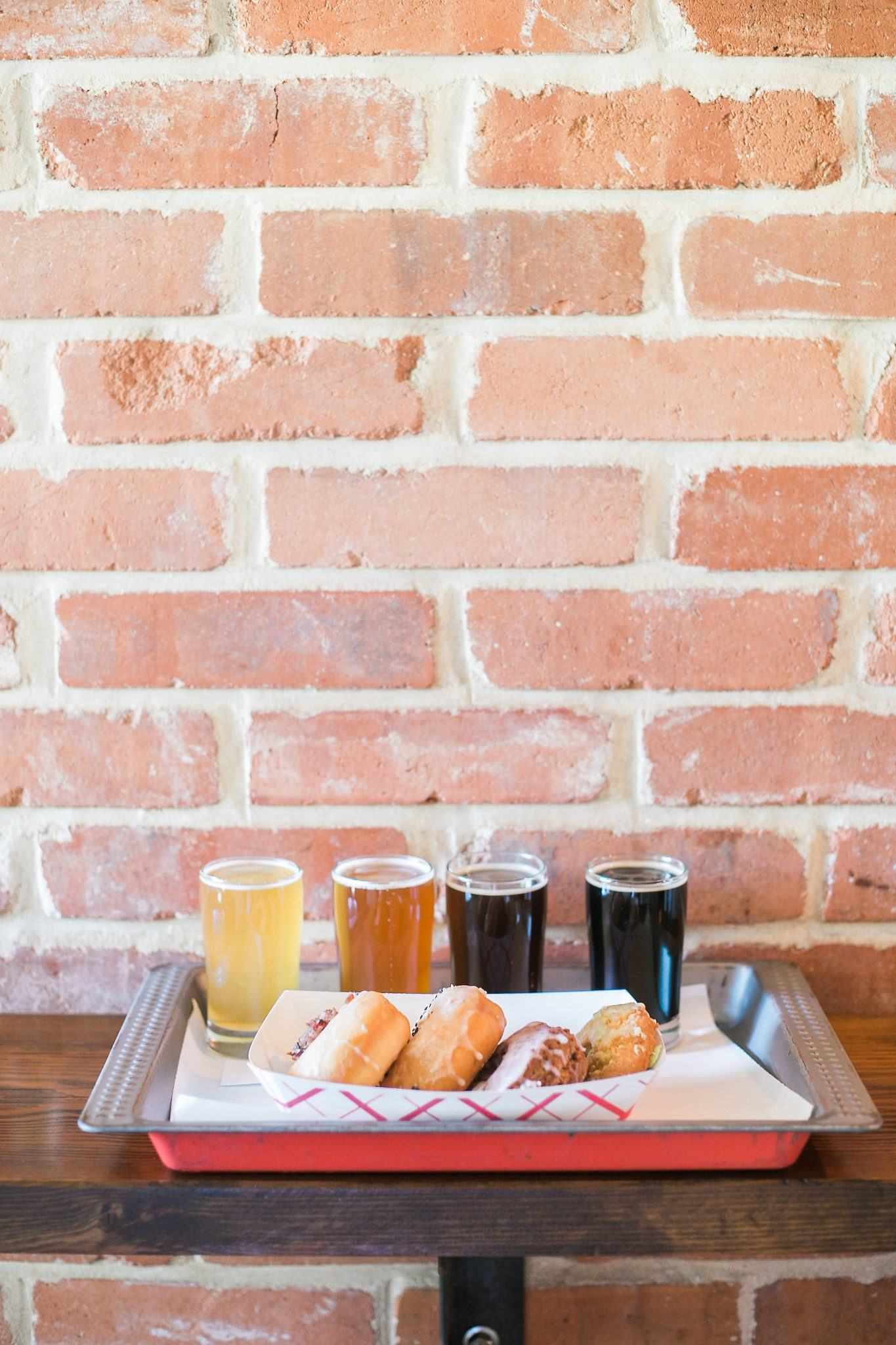 beer and donut pairing in San Antonio
