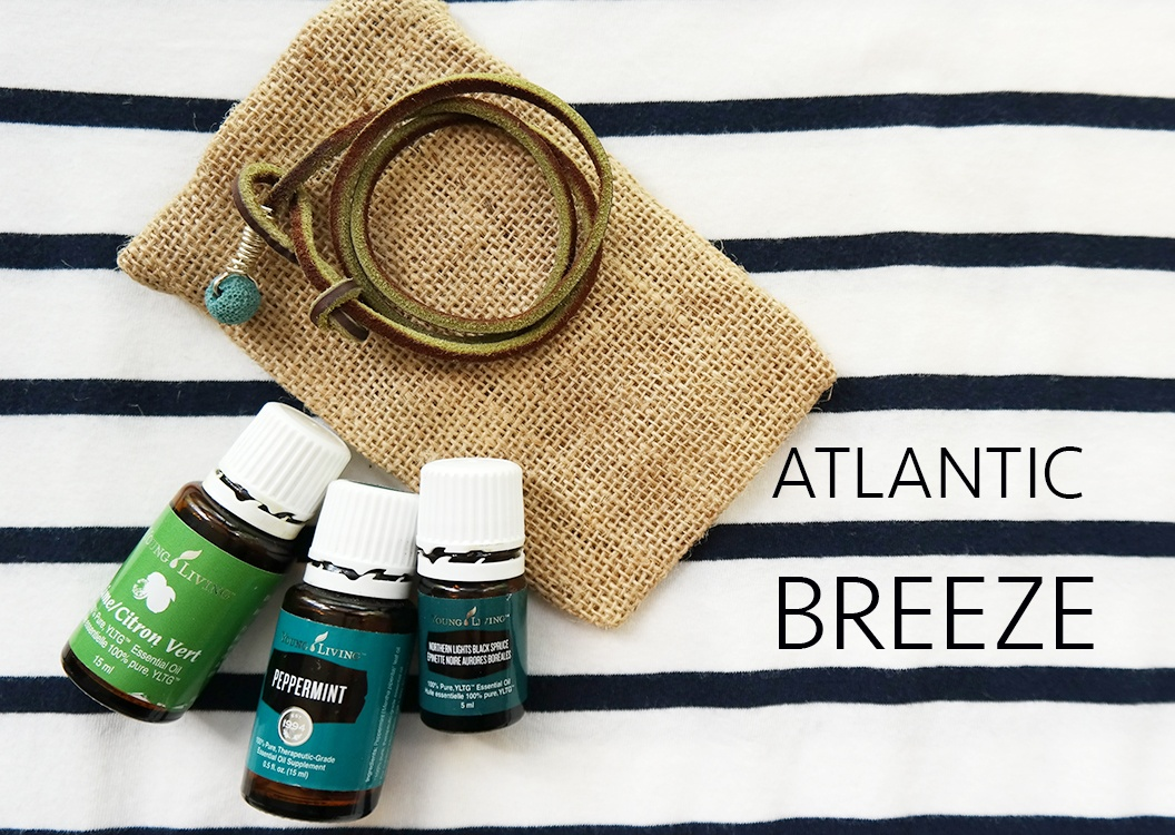 Atlantic breeze diffuser mix!