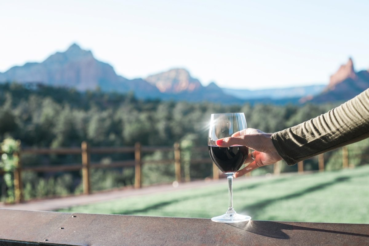 Sedona Mariposa Photo: @nomadicnewlyweds