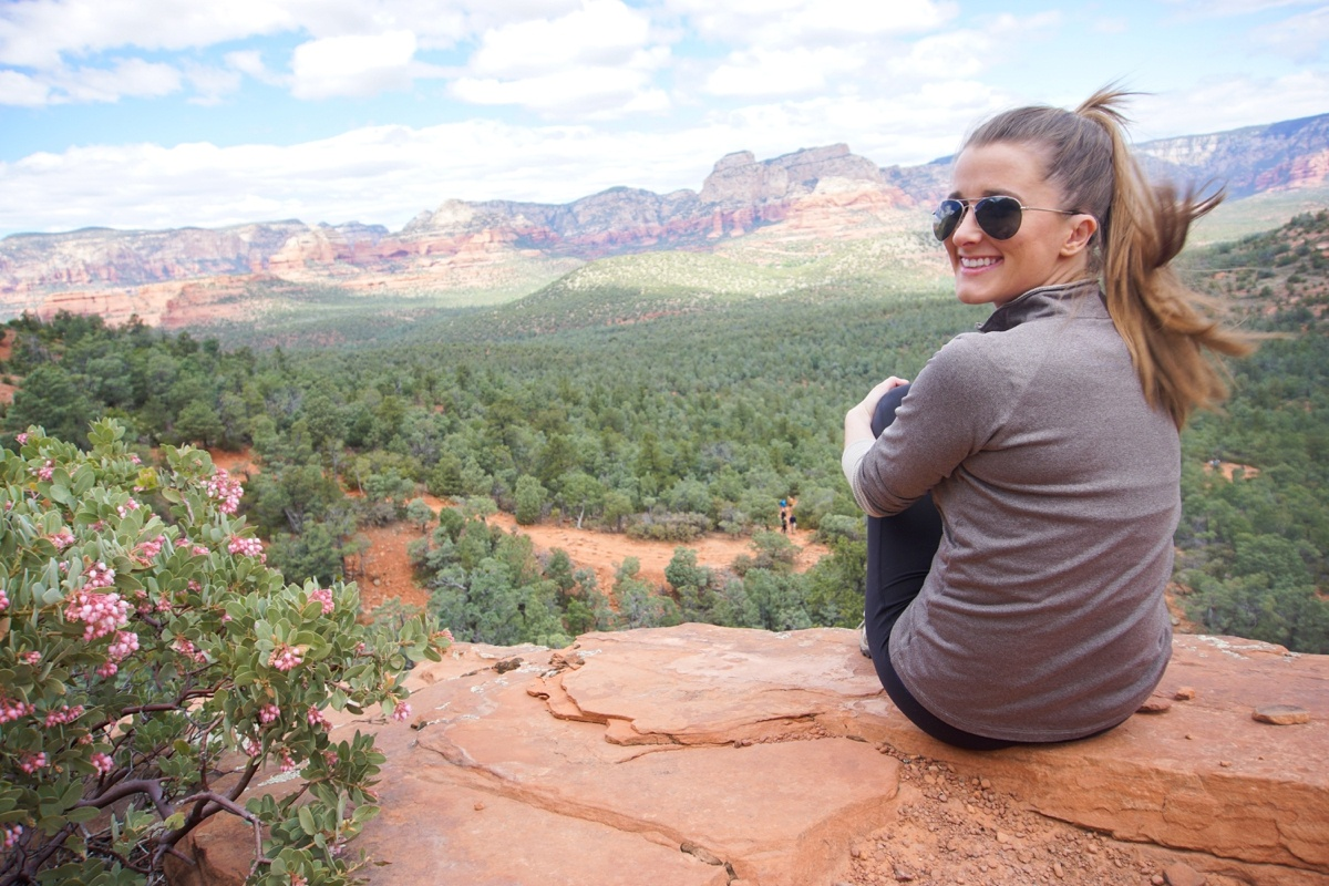 Sedona Devil's Bridge Trail Photo: @weekendretreats