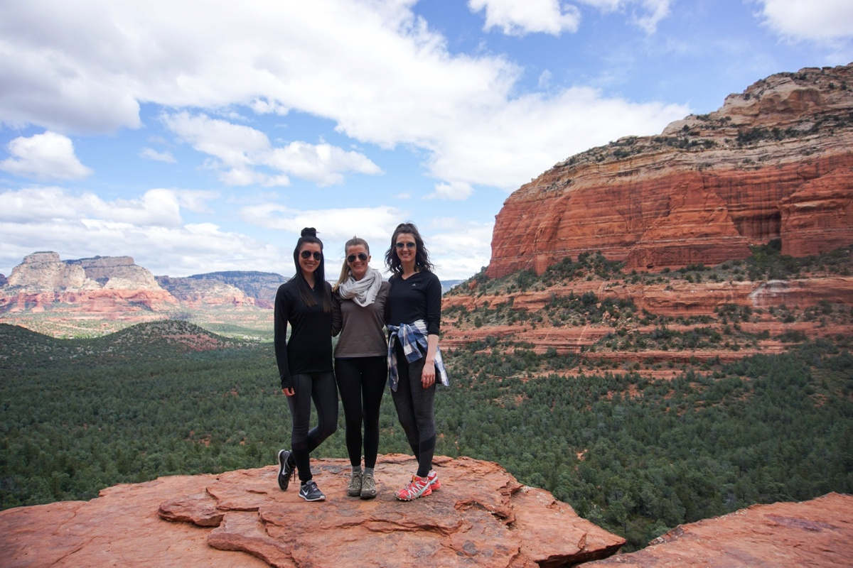 Sedona Devils Bridge Trail