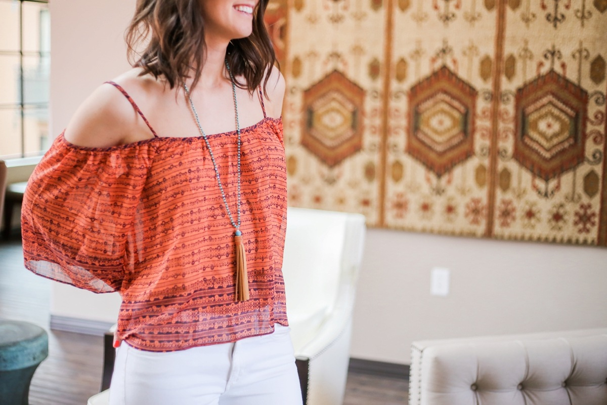 Sedona Tresics + Enjoy Life Diffuser Jewelry with TravelPartTime