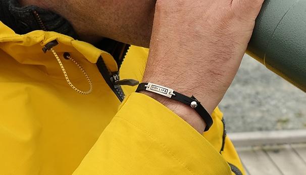 Diffuser bracelet for men