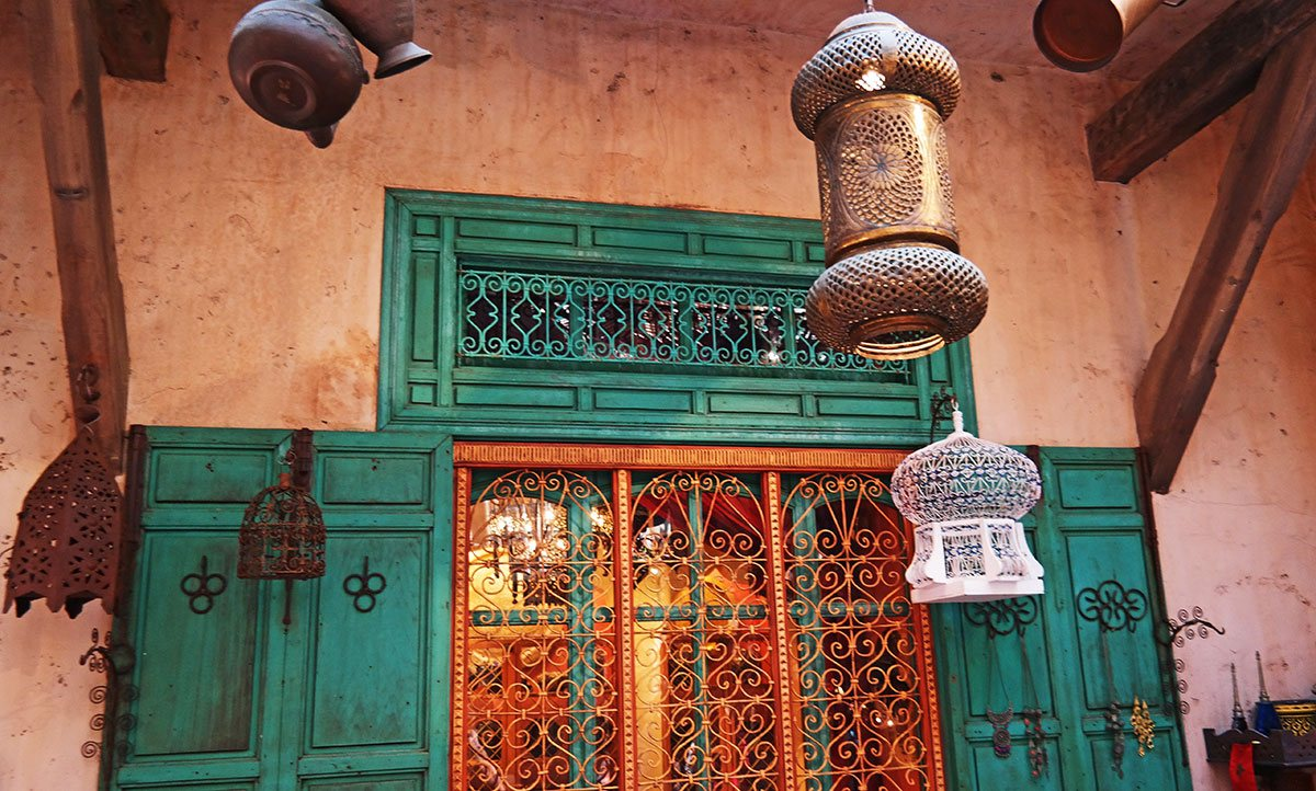 Photos of Morocco in Epcot world showcase