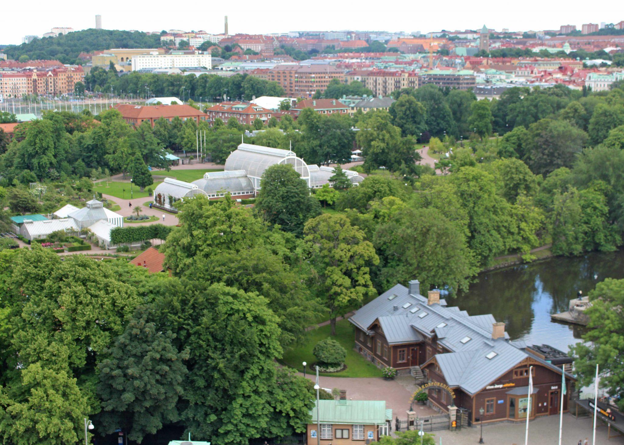 rose garden göteborg