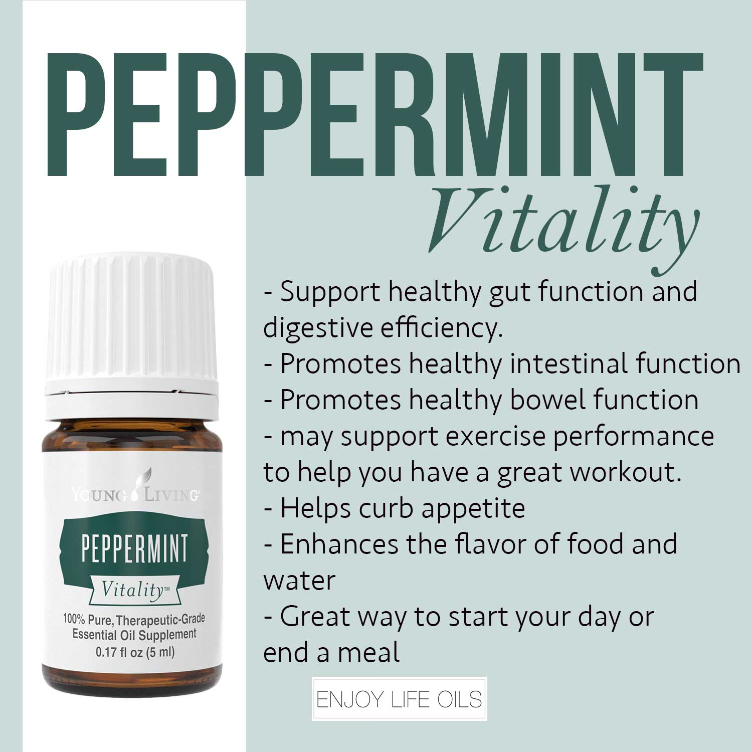 peppermint-vitality-essential-oil-uses