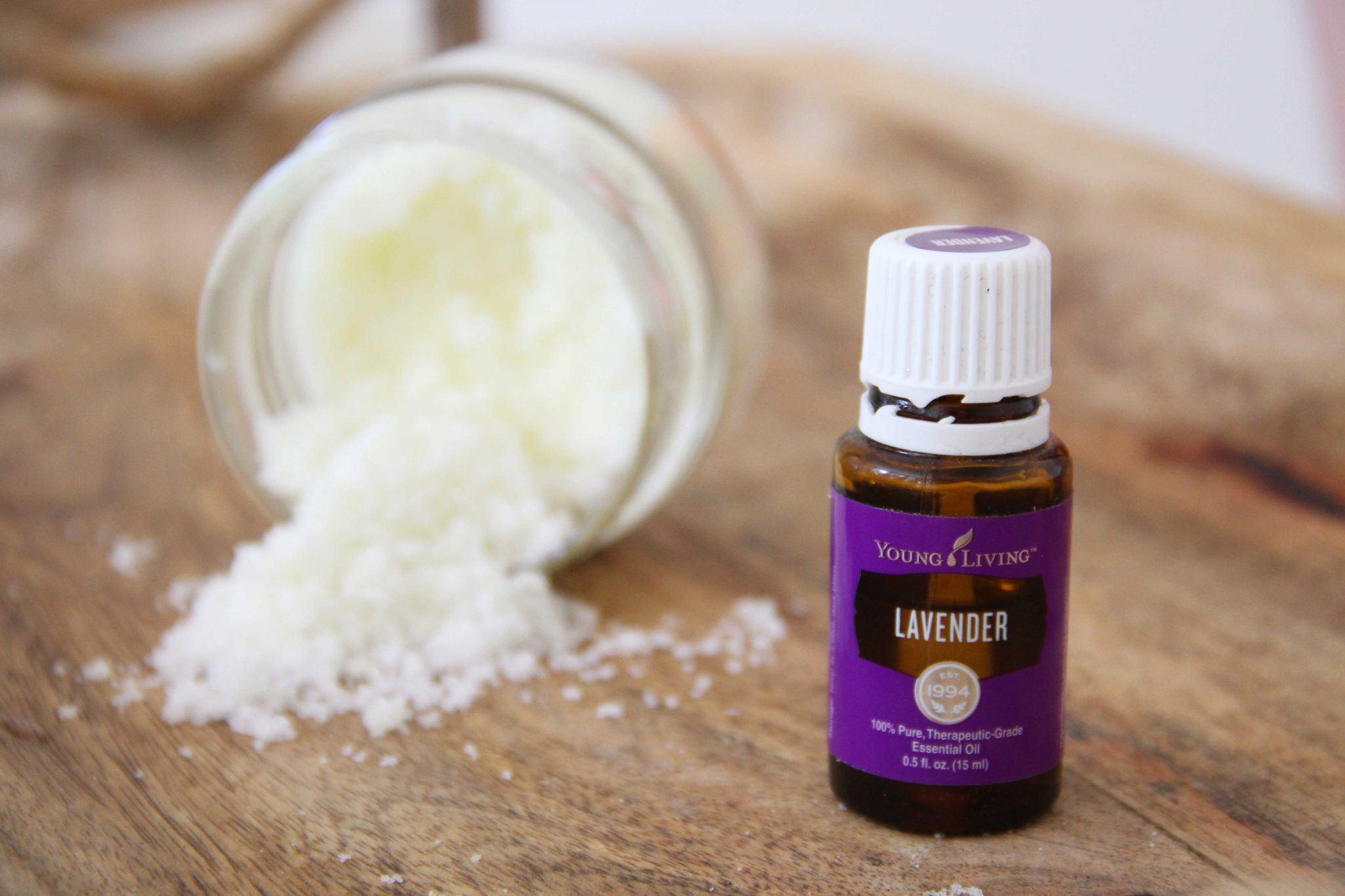 lavender-body-scrub
