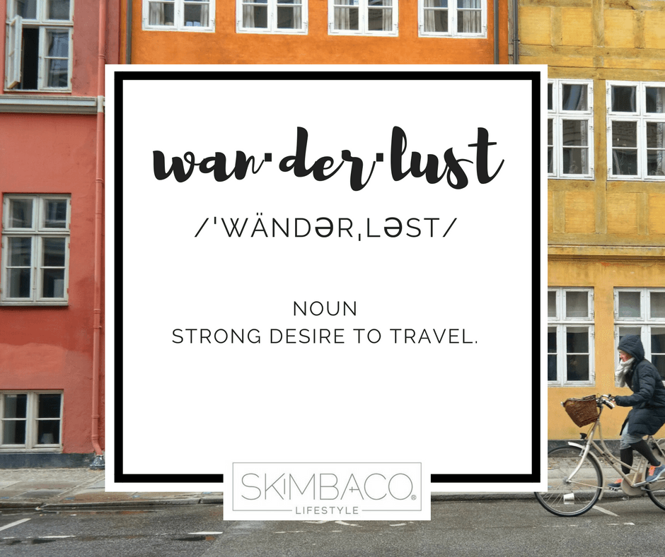 definition of wanderlust