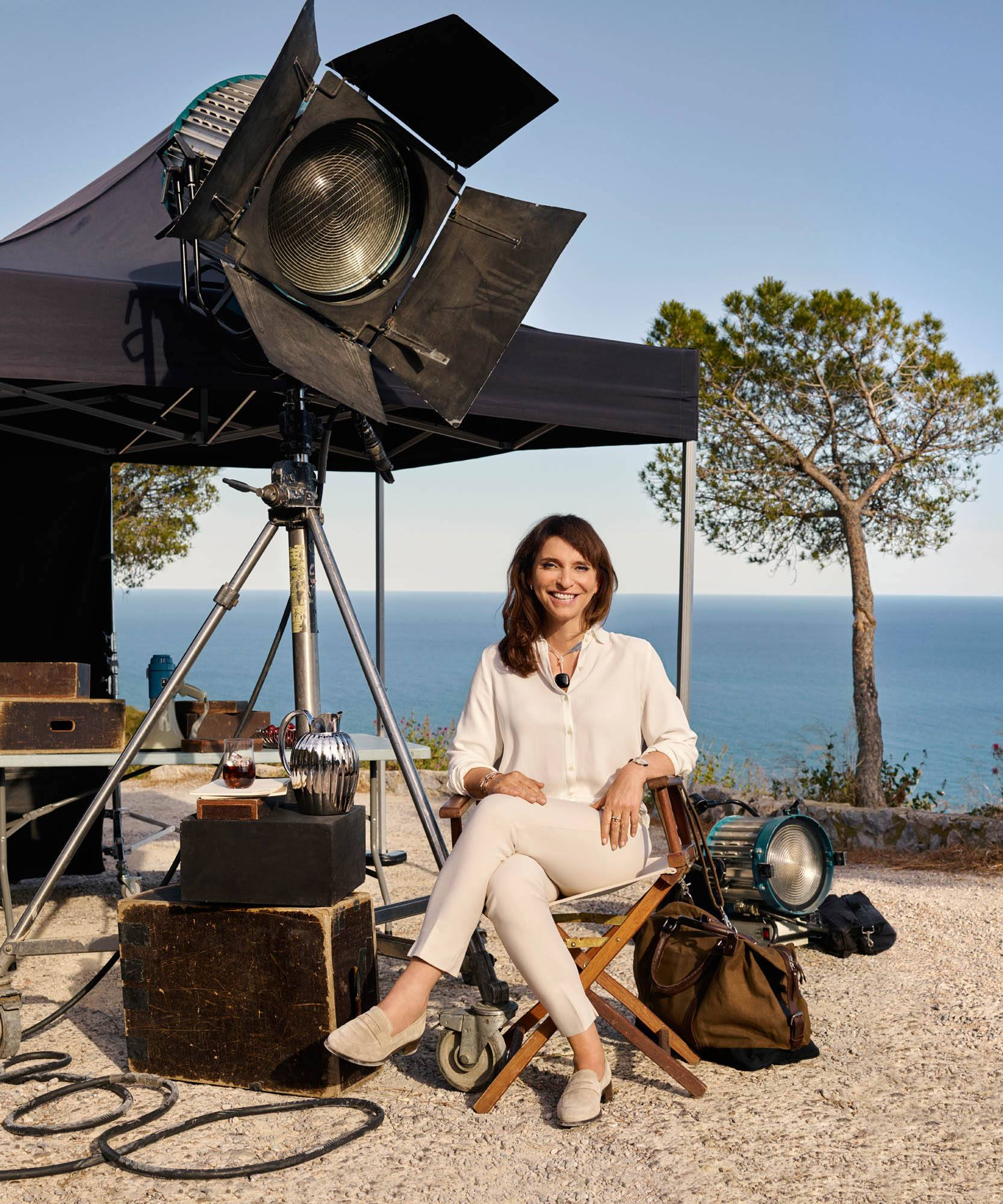 Georg Jensen Picked Five Talented And Trailblazing Women To Star In Their Campaign Film Director Susanne Bier Motocross Rider Behnaz Shafei