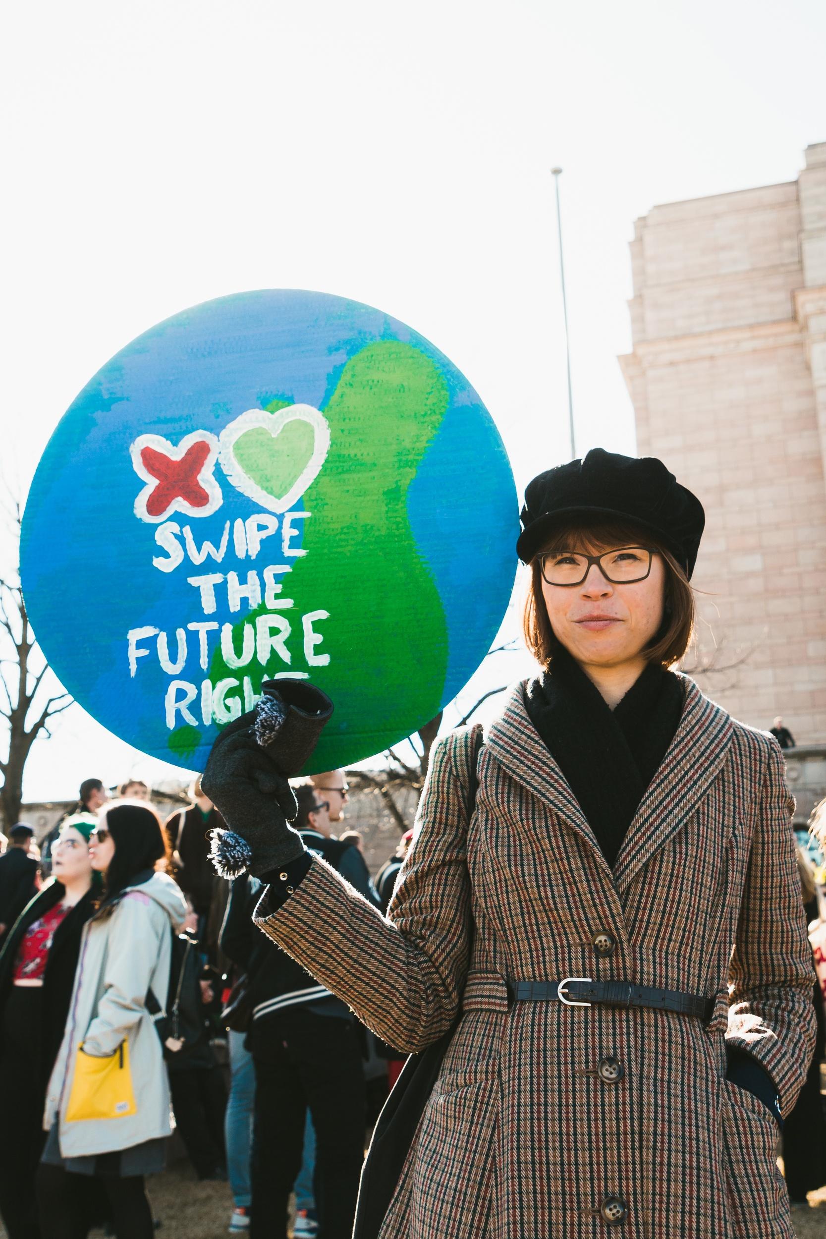 Photo Essay of Helsinki Climate March by Kristian Presnal - Skimbaco Lifestyle | online magazine